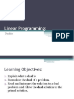 Ch4_Linear Programming_Duality