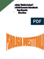 Psihologia investitorului