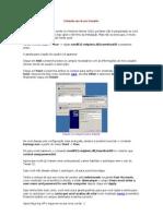 Criando um Novo Usuário no 2003 Server