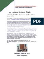 Bibliografia  Sugerida  por  La Comisión de Informe  sobre el Lienzo  de Turín.docx