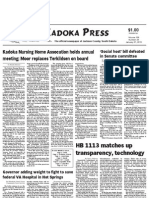 Kadoka Press, January 31, 2013