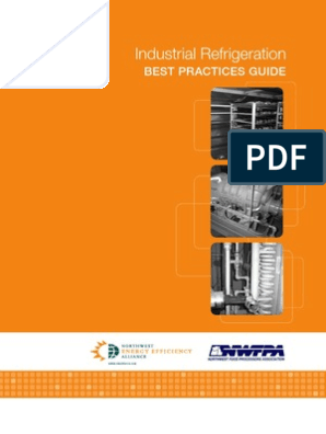 Industrial-Refrigeration-Best-Practices-Guide | Efficient Energy Use