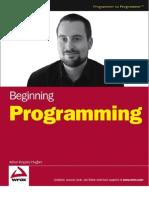 Wrox - Beginning Programming.pdf