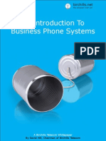 An Introduction To Business Phone Systems