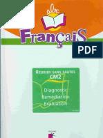 Orthographe Grammaire Et Conjugaison Niveau D