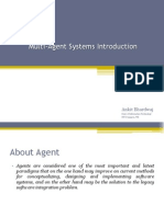 Multi Agent system