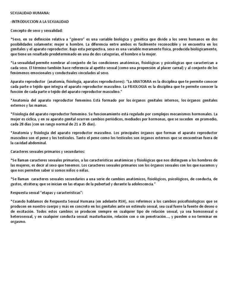 Fantástico Anatomía Y Fisiología Sexual Masculina Colección ...