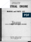 Willys Jeep Industrial Manual