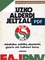 EAJ-PNV Planteamiento politico. Asamblea Nacional 197703.pdf