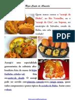 Tradição Baiana - Receita Feijão de Leite