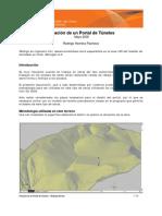 Creacion Portal de Tuneles