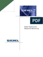 Monitoring the Siebel Application Response Times With Siebel Application Response Measurement Tool (SARM)