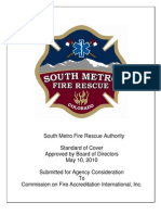 South Metro Standard of Coverage