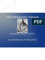 pythagorean presentation