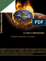 1. Problemas Ambientales en Costa Rica