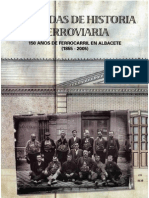 AHF - Jornadas de Historia Ferroviaria