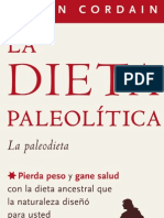 Loren Cordain - La Dieta Paleolitica