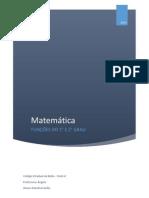 Matemática - Depedência