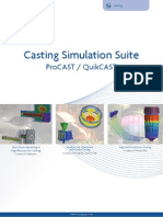 Casting Simulation Suite