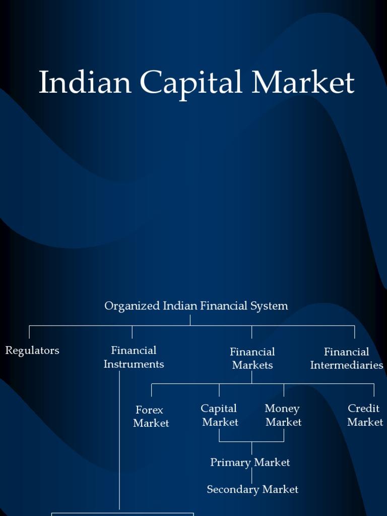 capital market | Financial Markets | Financial Capital