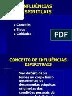 INFLUENCIAS ESPIRITUAIS