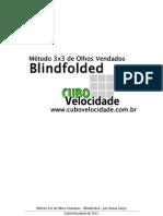 Vlindfolded - Método 3x3 de Olhos Vendados