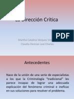 La Dirección Crítica