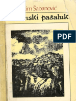 Bosanski Pasaluk Hazim Sabanovic