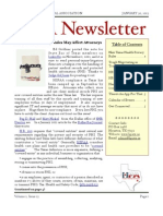 Houston Paralegal Association Newsletter, Vol 2, Issue 23