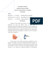 Trabajo de Fibroadenoma