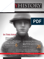 Army History - Spring 2012