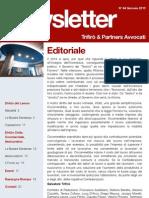 Newsletter T&P N°64