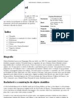 Gaston Bachelard – Wikipédia, a enciclopédia livre