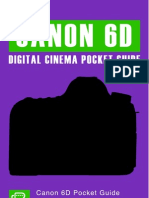 Canon 6D Mobile Pocket Guide 1.1