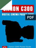 Canon C300 Mobile Pocket Guide 1.1