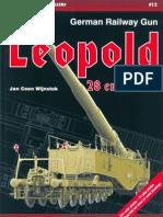 AFG-12 German Railway Gun Leopold 28cm K5