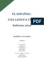 2012 El Espanol en El Mundo