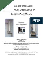 Bomba Agua Manual