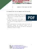 2013-01-29 NOTA DE PRENSA - Plataforma Salvemos el Frontón Beti-Jai de Madrid (resol. optimizada)