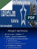 Projet Netphos