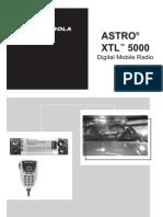 XTL5000 05 Head User Manual
