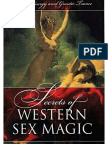 Secrets of Western Sex Magic by Frater U.D.