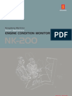 Engine condition monitoring
