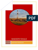 bakken shale montana