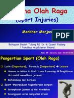 Trauma olahraga