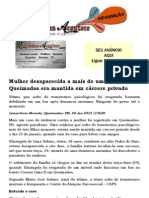 Mulher desaparecida a mais de uma semana em Queimadas era mantida em cárcere privado