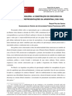 DIPLOMACIA BRASILEIRA