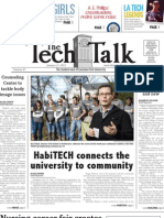 The Tech Talk 1.31.13