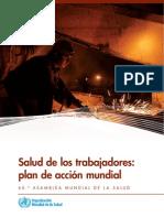 Salud de Los Trabajadores Planaccionmundial