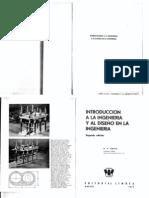 Intro. a La Ingenieria y Al Diseno en La